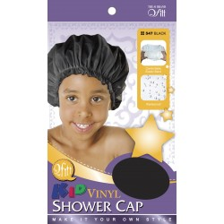 Bonnet de douche pour enfant