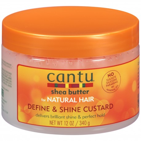 Cantu Shea Butter Define & Shine Custard (340g)