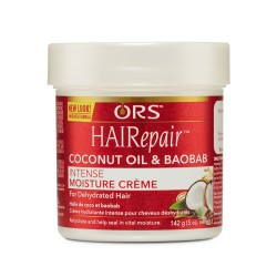 Organic root stimulator - Hair repair intense moisture creme (141,75g)