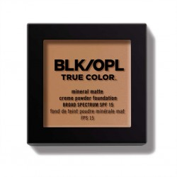 Black Opal - Fond de teint poudre minéral mat