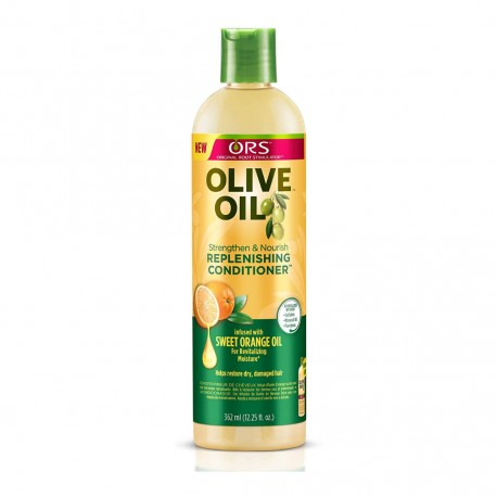 Organic Root Stimulator Olive Oil Replenishing Conditioner (370ml)