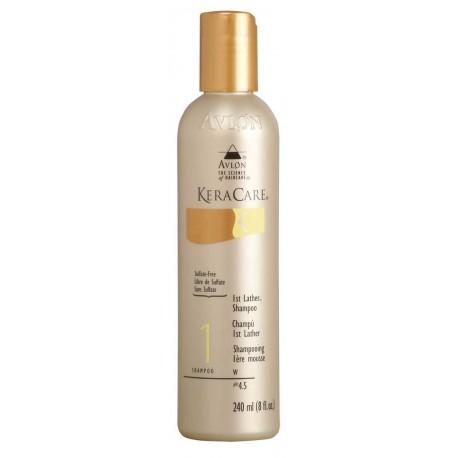 KeraCare 1st Lather Shampoo (240ml)