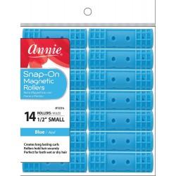 Bigoudis magnétiques 13 mm Annie 1224 Lot de 14