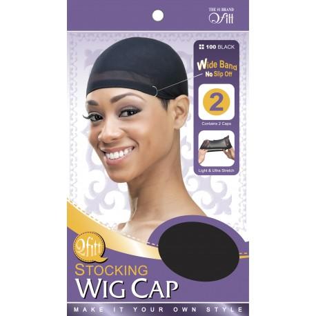 M&M Qfitt - Lot de 2 bonnets pour perruques