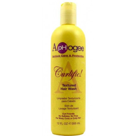 Aphogee Curlific textured hair wash (355ml)