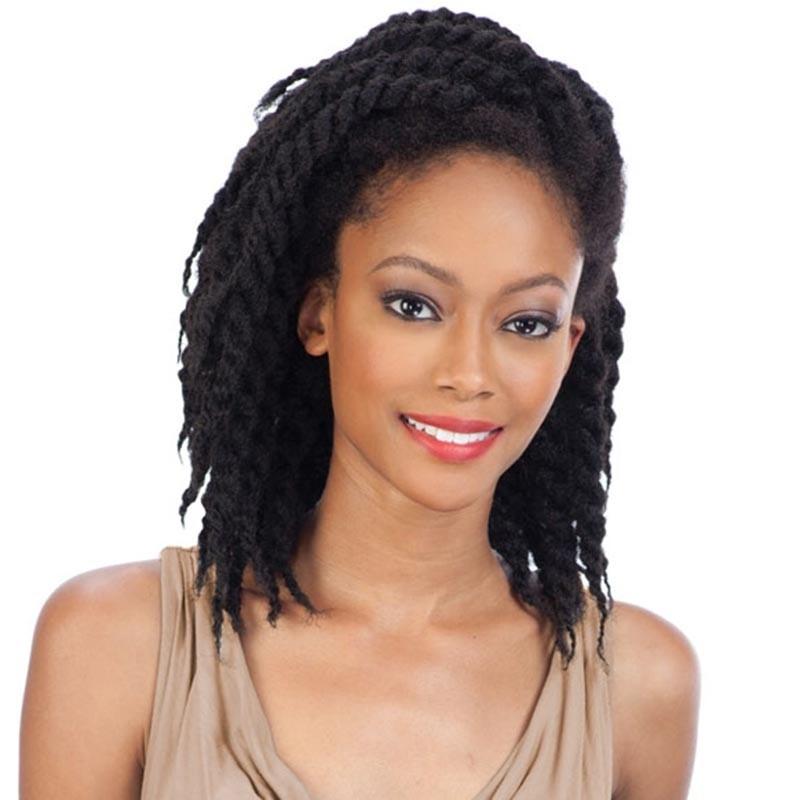 Freetress Equal Cuban Twist Ches Pour Tresses