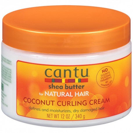 Cantu Shea Butter Coconut Curling Cream (340g)