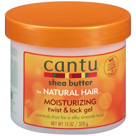 Cantu Shea Butter Moisturizing Twist & Lock Gel (370g)