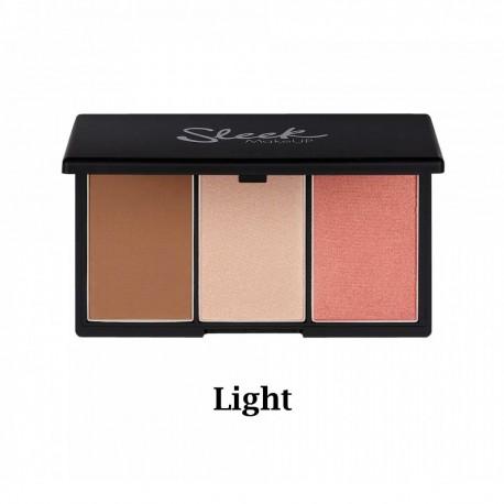 Sleek Face form contour avec blush ou bronzer