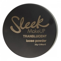 Sleek Translucent loose powder