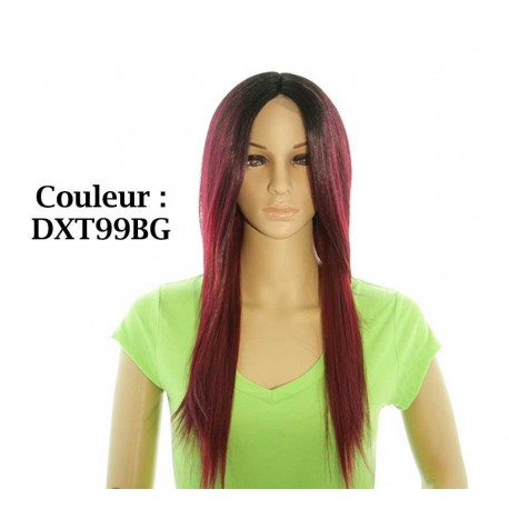 "Lace Wig Custom Yaki 24"" Sensationnel"