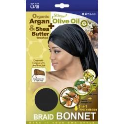 Fourreau anti-casse en satin traité aux huiles