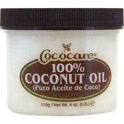Huile de coco 100 % pure Cococare (118ml)